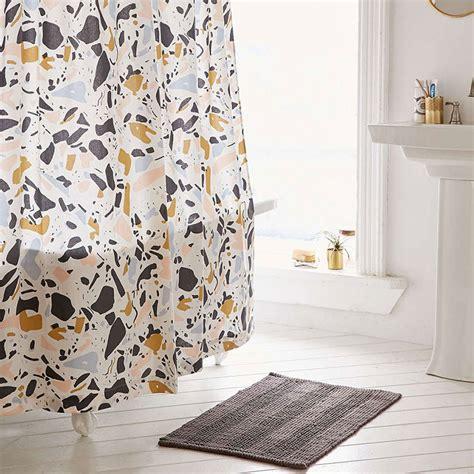 Stylish Shower Curtains 10 Stylish Shower Curtains For A Modern Bathroom 10 Stunning Homes