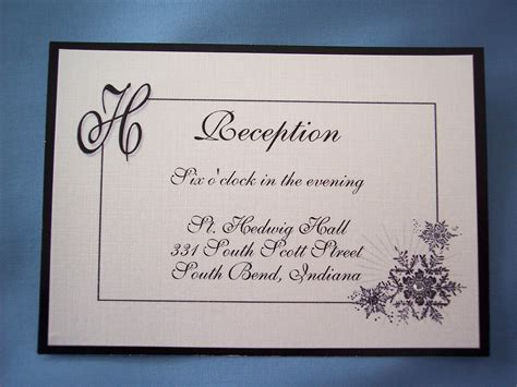 winter snowflake wedding invitation designs by ginny