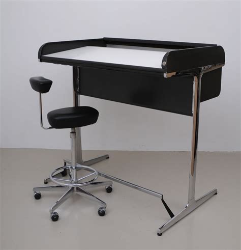 Action Office Writing Desk By George Nelson For Herman Herman Miller Office Desk
