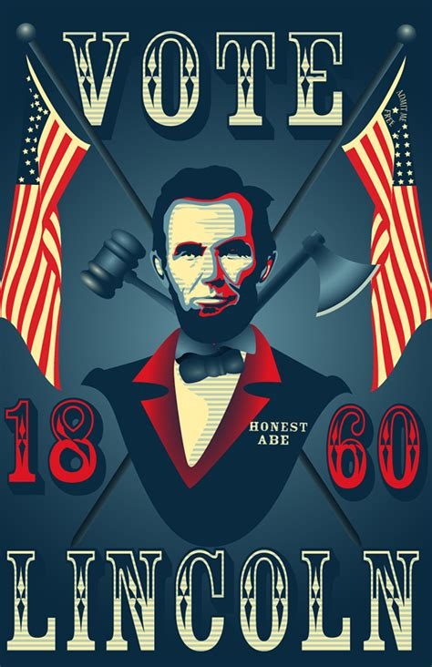vote lincoln on behance
