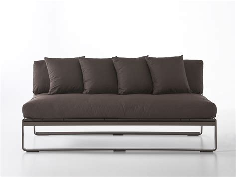 Flat Outdoor Modular Sofa 4 Gandiablasco