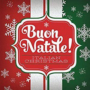 various buon natale italian christmas amazon com music