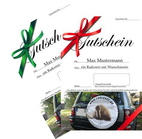 Aufkleber Mit Eigenem Bild Und Text by Gutschein F 252 R Eine Reserveradabdeckung Mit Eigenem Bild