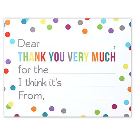 fill in the blanks thank you letter free printable thank you cards for and how to make it