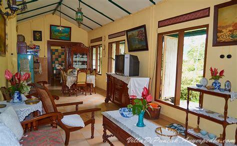 Sofa Anthurium villa anthurium puncak 2 kamar tidur kapasitas maksimal