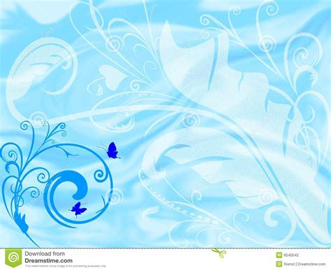 wallpaper love biru flower background stock photography image 6540042