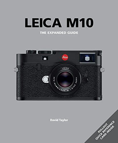 libro leica m expanded guides new book leica m10 the expanded guide leica rumors