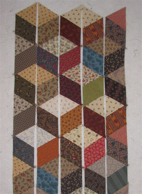 quilt pattern tumbling blocks names and y seams tumbling blocks block quilt and