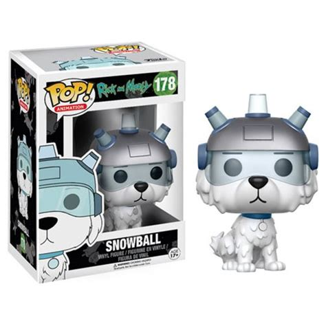 rick and morty snowball pop vinyl figure funko rick and morty pop vinyl figures at