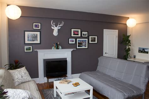 feature wallpaper for grey walls medium grey feature wall interiors pinterest