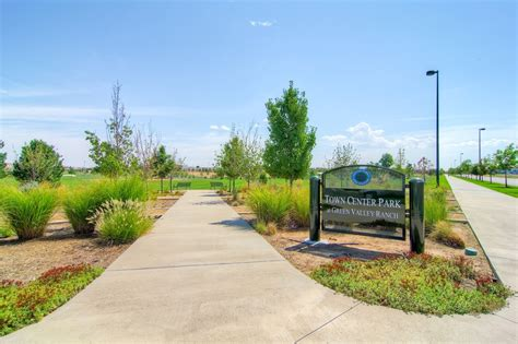 Gardens At Valley Ranch by Town Center Park At Green Valley Ranch Colorado Finds