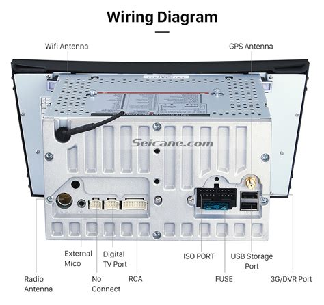 Wifi Wiring Diagram 19 Wiring Diagram Images Wiring Diagrams Creativeand Co Android 6 0 2004 2011 Mercedes Cls W219 Cls350 Cls500 Cls55 Autoradio Gps Unit With Hd