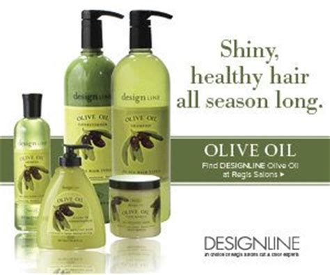 regis nano hair treatment regis design line olive oil shoo and conditioner you
