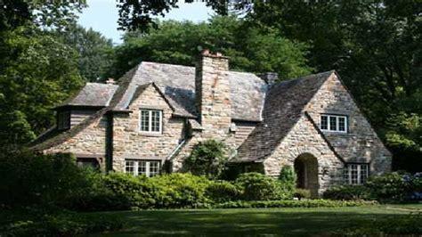 english cottage style stone cottage house plans english