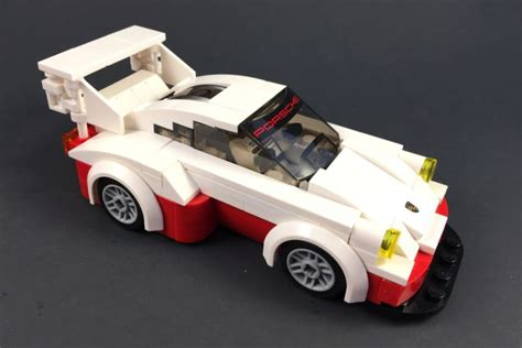 porsche lego set custom lego porsches not sets mostly 911 s