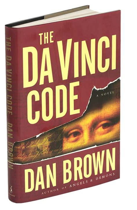 the da vinci code book report da vinci code book