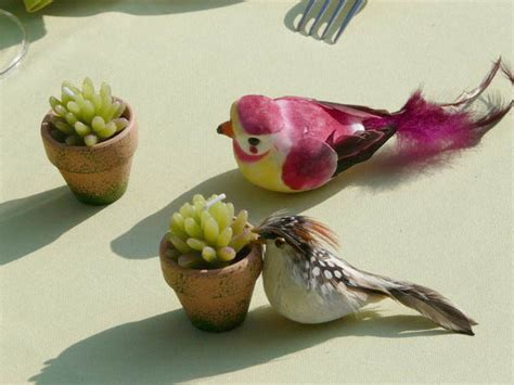 Small Bird Decorations by Table Decorating Ideas Decor With