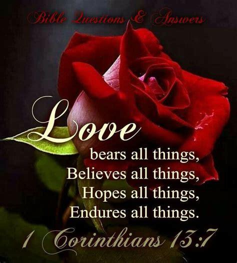 Higa L God by 1 Corinthians 13 7 Quotes Bible Verses