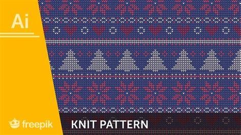 adobe illustrator knitting pattern how to create a knit pattern in adobe illustrator alba