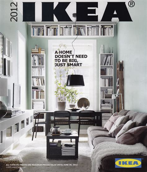 ikea magazine learn a few tricks from the new ikea catalog
