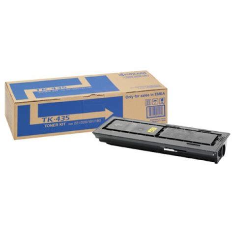 Toner Kyocera Taskalfa 180 kyocera tk435 toner cartridge black taskalfa 180 181 220 221 genuine