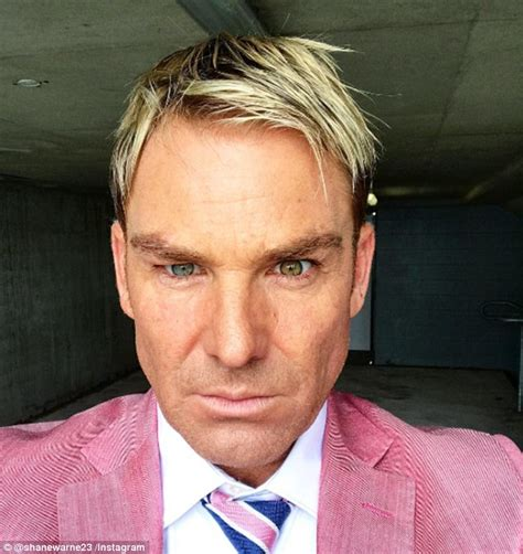 Does Shane Warne Wear A Hair Piece | does shane warne wear a hair does shane warne wear a