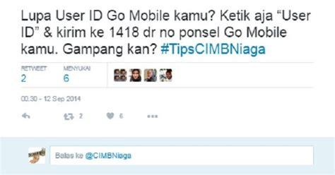 format sms banking bni ke bri syariah cara mudah mengatasi lupa user id go mobile cimb niaga