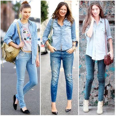 Celana Panjang Jean Wanita Benim Trendy Nyaman Digunakan 46 rumus padu padan trendy di sini