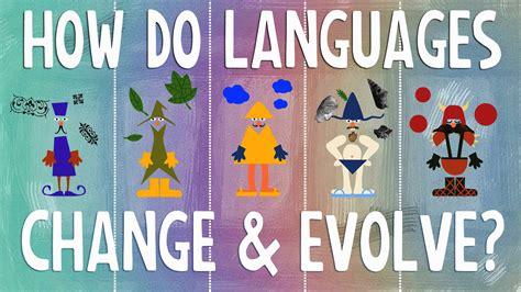 Of Language how languages evolve alex gendler