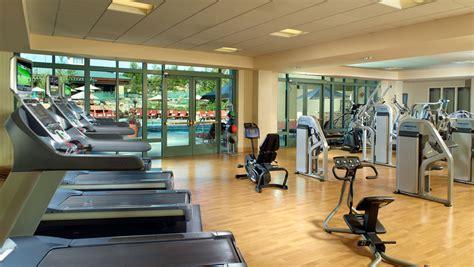 fitness room denver wellness omni interlocken hotel
