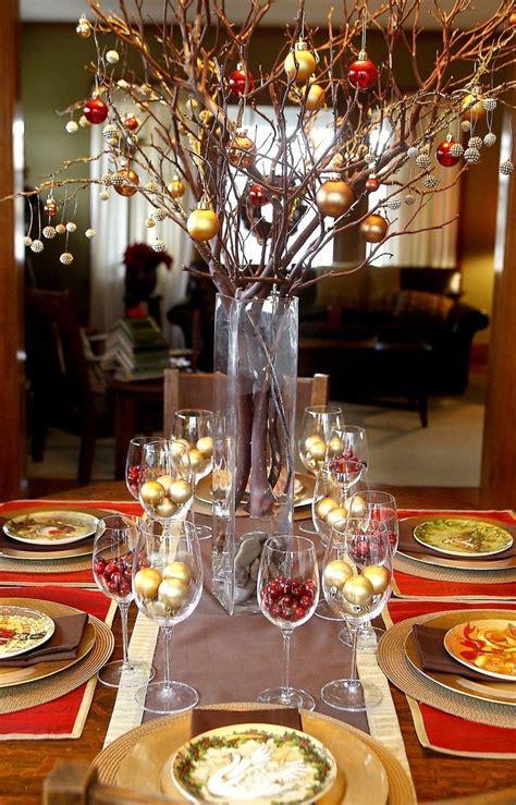 centros de mesa navidad decoracion de interiores