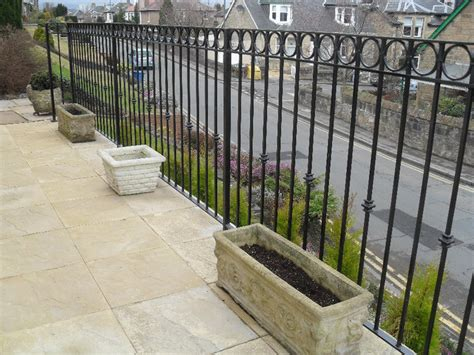 garden wall railings gates and railings edinburgh