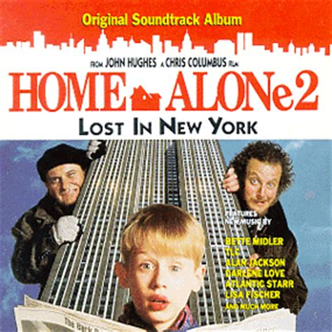 home alone 2 soundtrack 1992