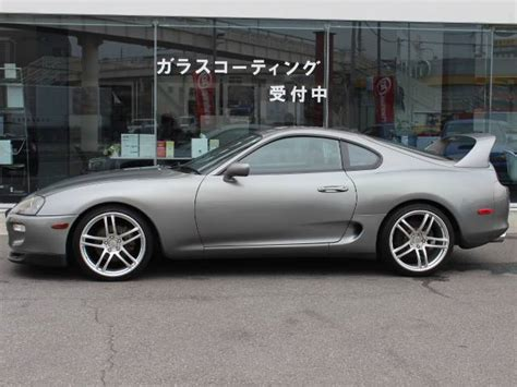 Toyota Supra 2000 Featured 2000 Toyota Supra At J Spec Imports