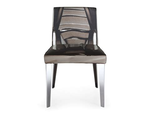 Chair City by Nella Vetrina City Roberto Cavalli Home Modern Luxury