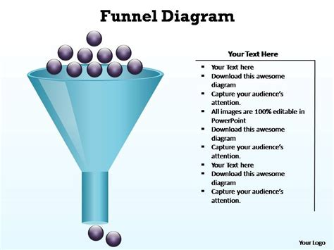 Funnel Diagram Editable Powerpoint Slides Templates Powerpoint Presentation Images Templates Funnel Diagram Powerpoint Template