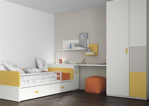 habitacion infantil cama nido que tipos de habitaciones infantiles existen