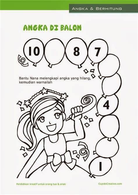 Gamis Anak Rauna Ra 10 belajar sambil bermain untuk anak tk balita menghitung