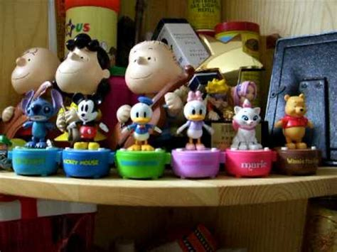Tomica Mickey And Minnie Mouse Cubic Mouse Tap Set disney taps videolike