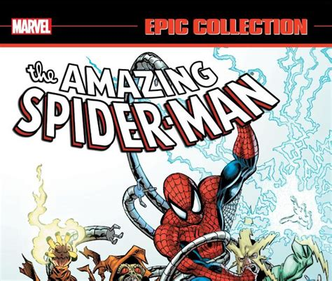 libro amazing spider man epic collection amazing spider man epic collection return of the sinister six trade paperback comic books