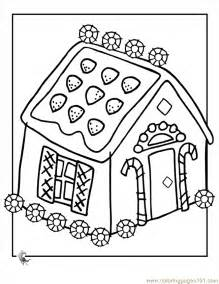 gingerbread house coloring pages coloring pages gingerbread house coloring architecture