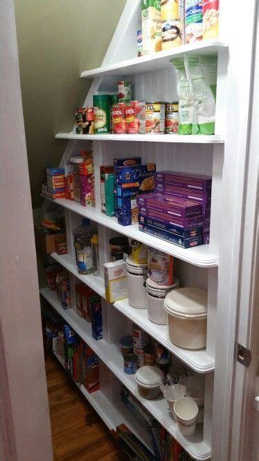 Walk In Cupboard Storage - stairs walk in pantry pantry in 2019