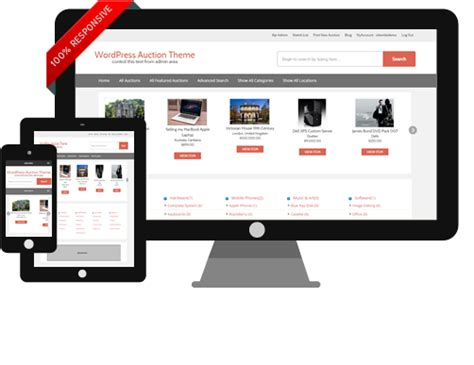 help looking for wordpress theme looking for auction wordpress theme job for 7 by