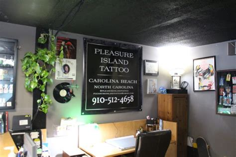pleasure island tattoo reduced speed limits and piercing approved in