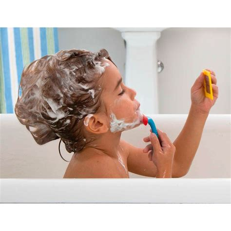 shaving in the bathtub shaving in the tub bath toy educational toys planet