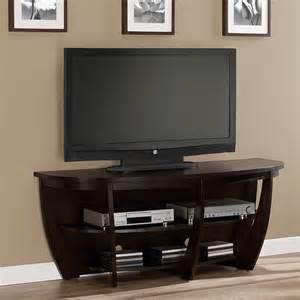 entertainment centers tv stands archer 58 inch espresso media center contemporary