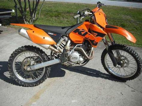 Ktm Exc 450 2005 2005 Ktm 450 Sx Racing Moto Zombdrive