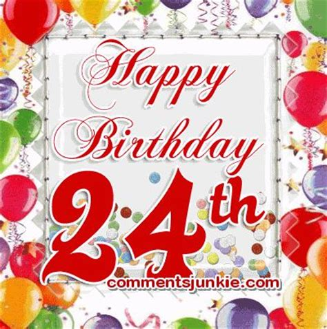 Happy Th Birthday Ecards by Responses To Quot 24th Birthday Cards Happy 24th Birthday