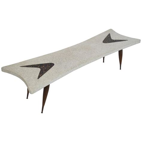 raffia wrapped coffee table raffia wrapped coffee table with brass sabots by harrison