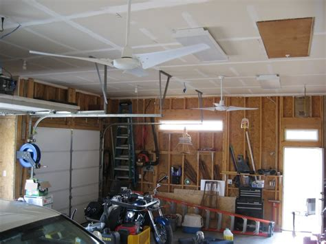 garage ceiling fan with light industrial ceiling fan for garage with lights